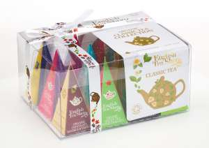 Herbata reklamowa z logo - Classic Tea Collection - 12 piramidek